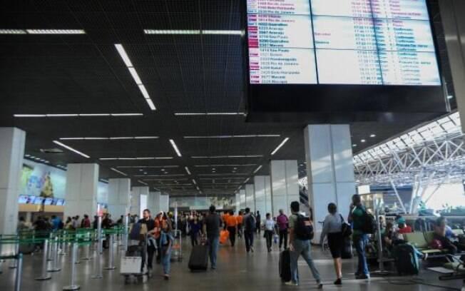 Passagens aéreas para o Recife tiveram redução de 28,9% e chegaram ao preço médio de R$ 1.394,26