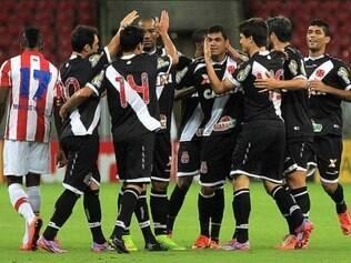 Essa foi a terceira vitória seguida do Vasco na Série B