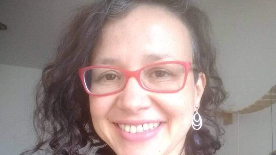 Aline Thais de Melo: jornalista e mãe do Guilherme