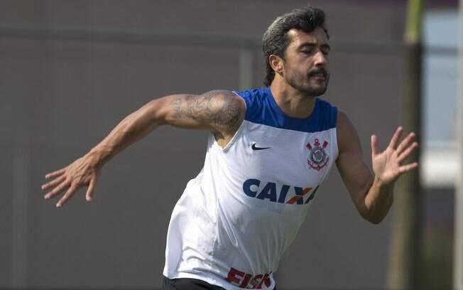 Douglas no Corinthians