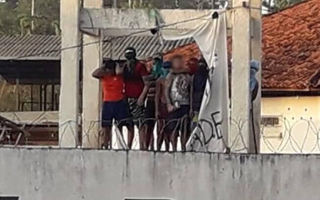Rebelião em Altamira deixou 57 presos mortos