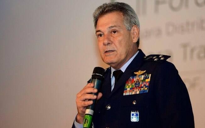 Ex-diretor da Anac, o brigadeiro Hélio Paes de Barros Júnior vai substituir Martha Seillier na presidência da Infraero