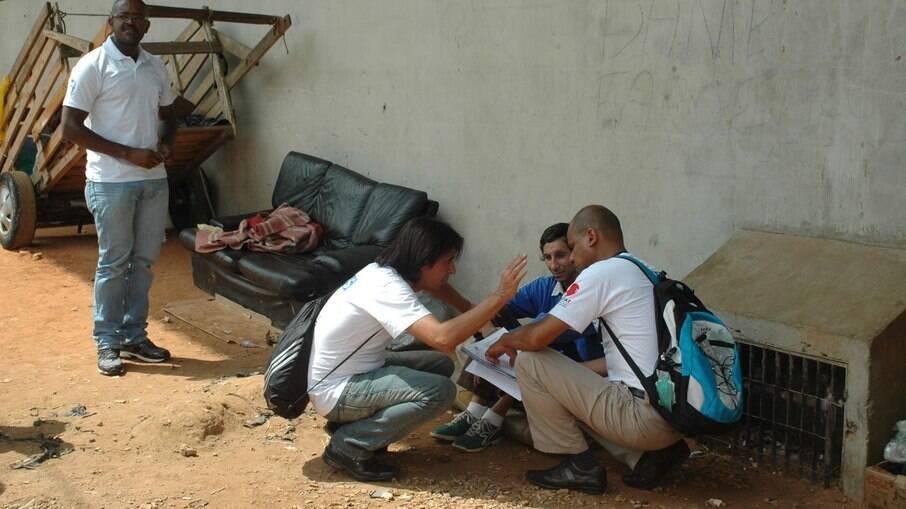 Governo libera R$ 2,8 mi para combater Covid-19 em população em situação de rua