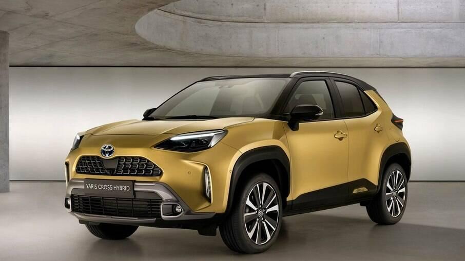 Toyota Yaris Cross: SUV chegará para concorrer com Renegade, T-Cross, Tracker, Creta, HR-V e companhia
