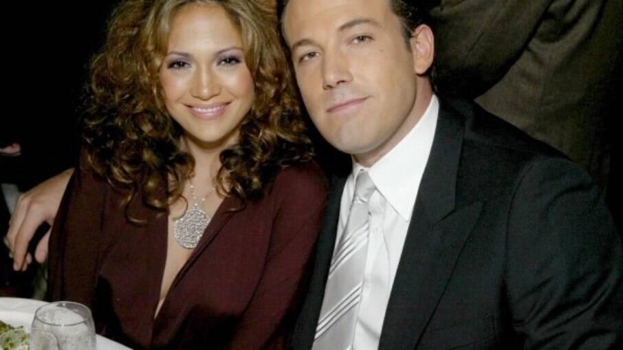 Em 2003, Jennifer Lopez e Ben Affleck decidiram cancelar quatro dias antes do casamento orçado em US$2 milhões (R$5,2 milhões)