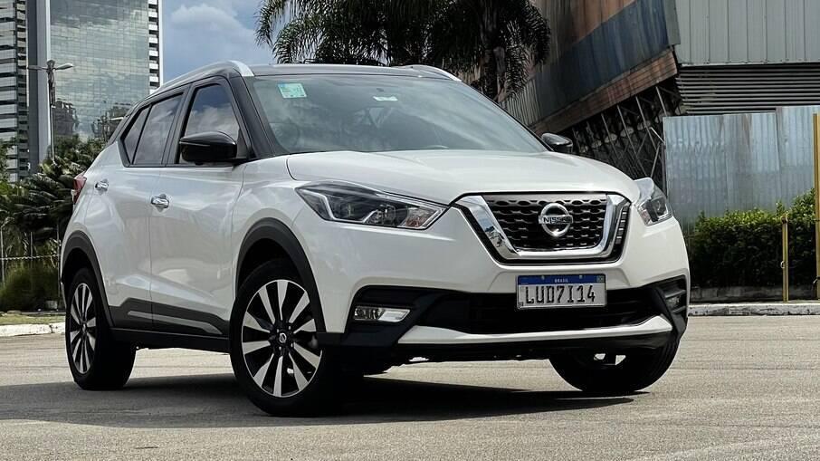 Nissan Kicks SL: SUV vai passar a ter o mesmo visual da versão renovada já vendida nos EUA a partir do segundo trimestre