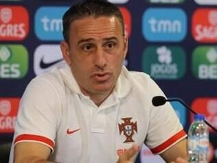 Treinador afirma que marcar um gol vai ser fundamental para classificação portuguesa