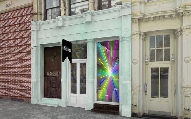 galeria melissa abre as portas em nova york