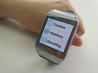 Aplicativo permite ver conteúdo do Twitter no Gear