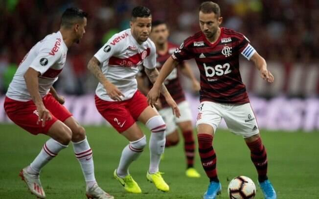 Flamengo x Internacional no Maracanã%2C pela Libertadores