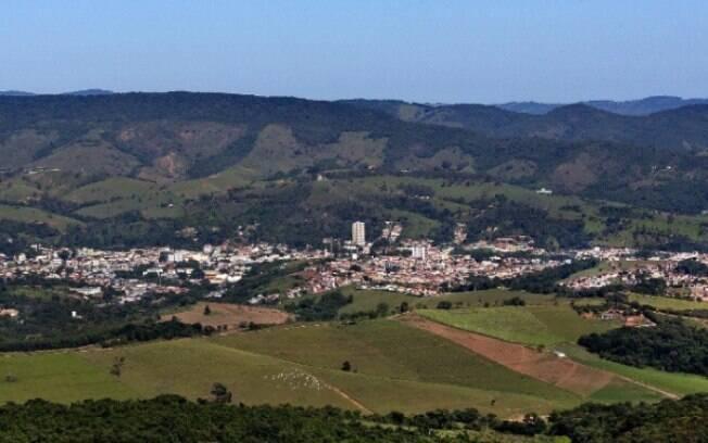 Socorro é uma cidade montanhosa a 138 quilômetros de São Paulo
