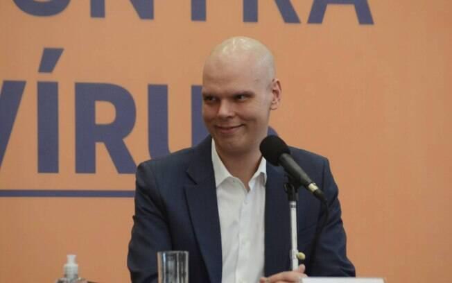 Bruno Covas terá maior tempo eleitoral na TV