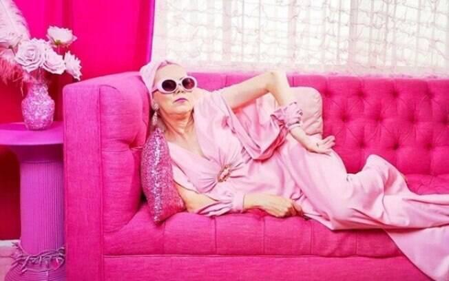 Tudo na casa de Kitten é rosa, além das roupas e também o carro e todos os acessórios; ela nunca usa nada de outra cor