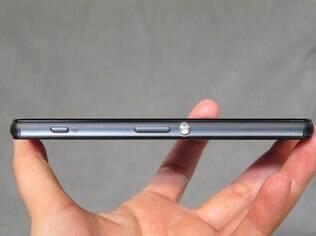 Xperia Z3 pesa apenas 129 gramas