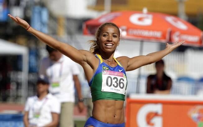 Lucimara Silvestre - escândalo teve cinco  atletas que pegaram dois anos de pena.Além de  Bruno, estavam no grupo: Jorge Sena, Josiane Tito,  Luciana França e Lucimara