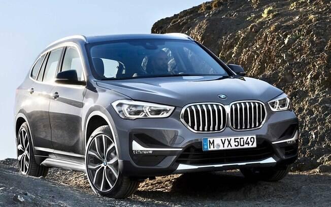 Novo BMW X1 2020: Atualizações chegam para enquadrar o SUV junto aos demais modelos em desenvolvimento