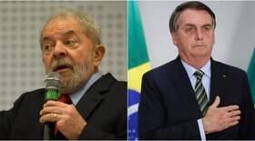 Lula venceria Bolsonaro com 51,3% dos votos no 2º turno, indica pesquisa