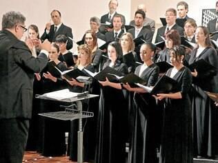 Viagem musical. Coral Lírico de Minas Gerais homenageia compositores de três cidades em concerto