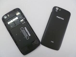 S480 permite acesso à bateria