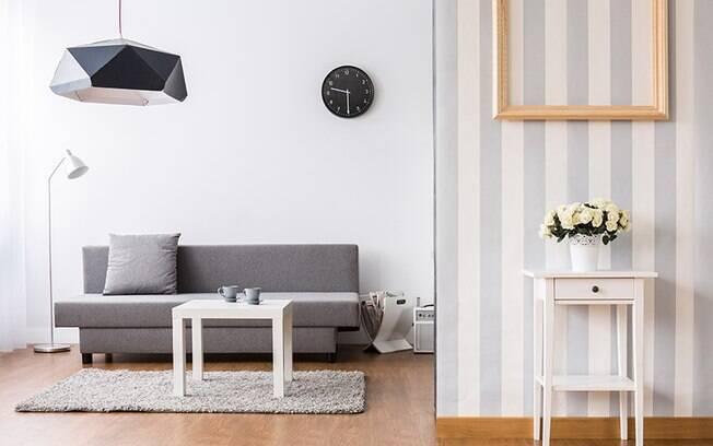 Estampas e listras na decorao: harmonize sua casa sem gastar muito