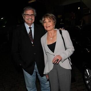 Gloria Menezes e Tarcísio Meira