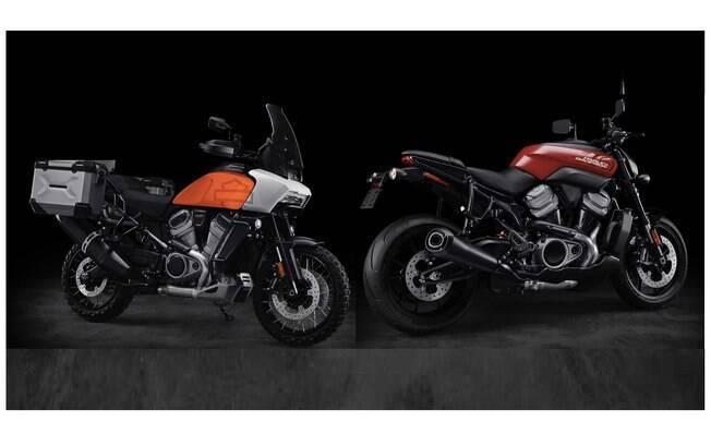 Novas Harley-Davidson são as precursoras de novas tecnologias, que estão em conformidade com os novos modelos