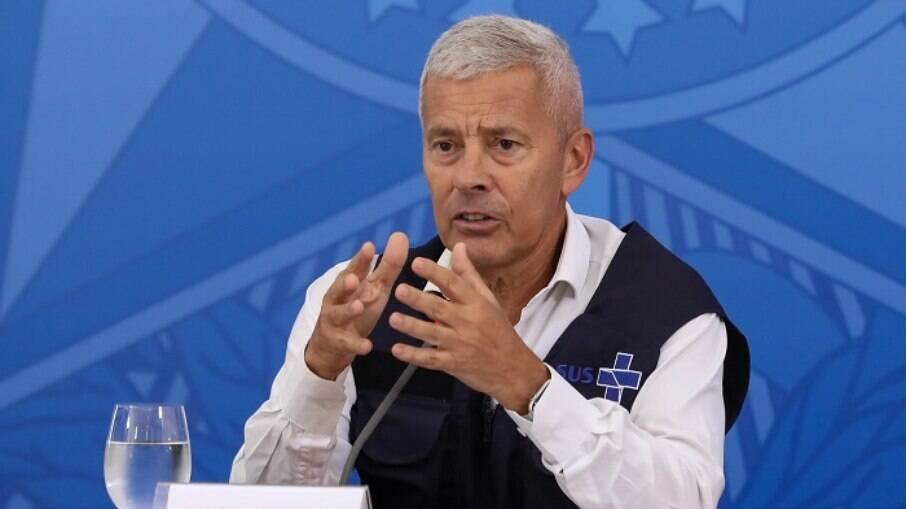 Coordenador-executivo do Centro de Contingência do Coronavírus de São Paulo, João Gabbardo