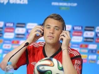 Manuel Neuer acredita que a Alemanha tem a força necessária para parar Cristiano Ronaldo