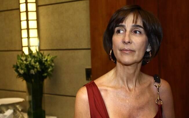 Viviane representa o Instituto Ayrton Senna