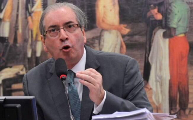 O ex-presidente da Câmara, Eduardo Cunha: mandato mais marcante desde a redemocratização da República