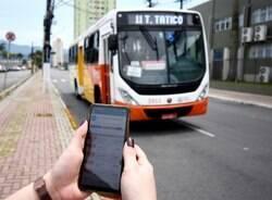 Aplicativo mostra informações sobre as linhas de ônibus