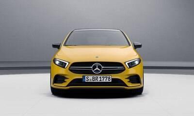 Mercedes CLA 35 AMG: sedã bem temperado