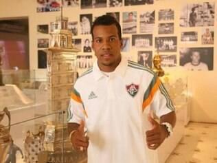 Com passagens pelo Galo, Guilherme Santos estava no Bahia
