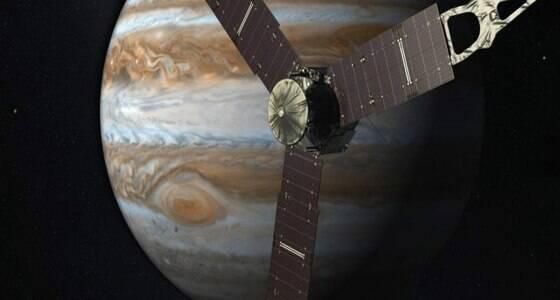 Sonda espacial Juno está próxima de Júpiter