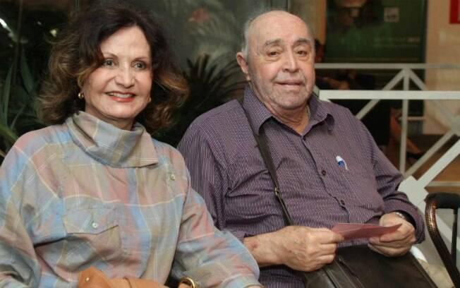 Rosamaria e Mauro Mendonça