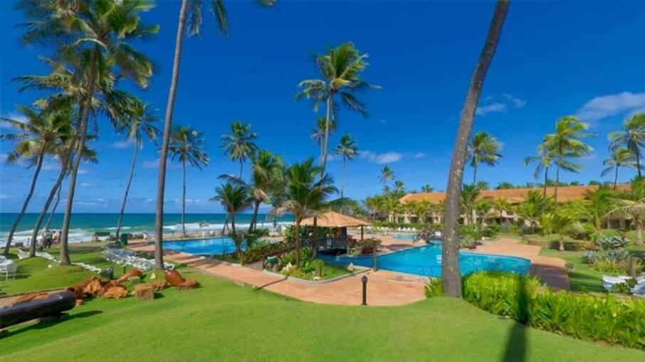 Catussaba Resort Hotel em Salvador, Bahia