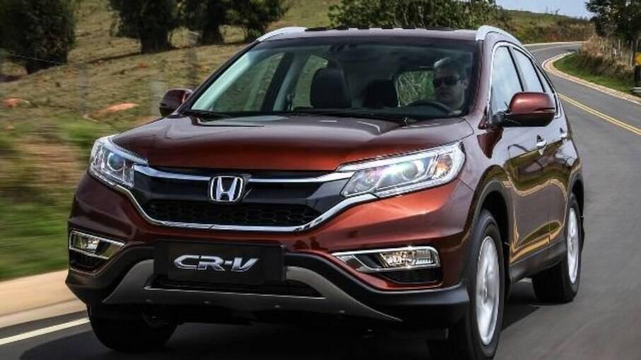 Acha que o HR-V é muito caro? É possível adquirir o Honda CR-V por menos