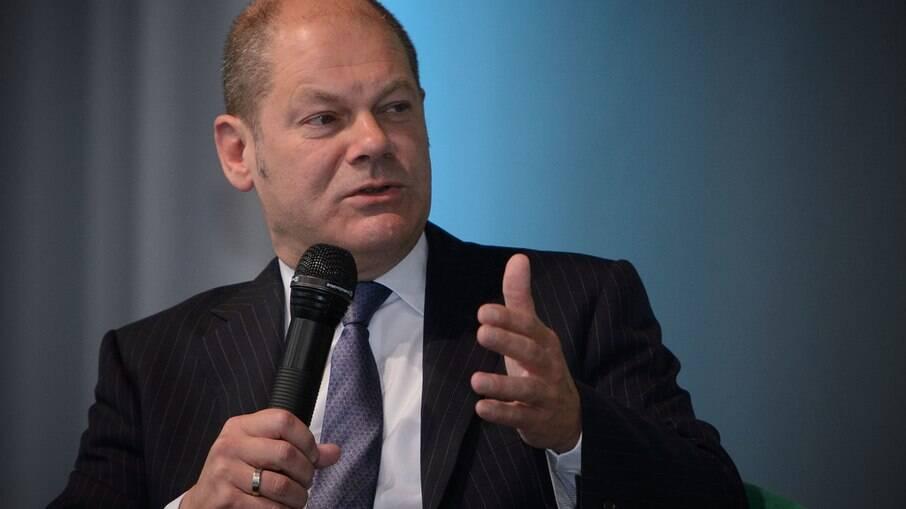 Olaf Scholz, indicado pelos social-democratas para ser o novo chanceler da Alemanha