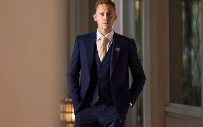 Tom Hiddleston venceu o Globo de Ouro de melhor ator em minissérie ou telefilme por