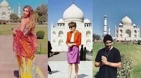 Índia é um dos queridinhos dos famosos; conheça mais sobre o país