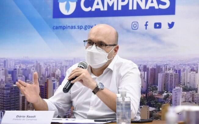 AO VIVO - Assista live do governo Dário sobre medidas de combate à pandemia