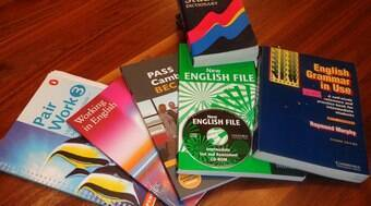 5 livros para quem precisa aprender inglês