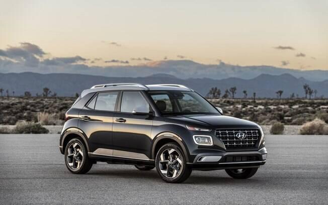 Hyundai Venue  tem a missão de aproveitar a boa onda dos SUVs e aumentar vendas da fabricante no mundo