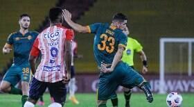 Fluminense empata com Junior Barranquilla
