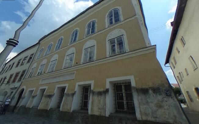 Casa na qual Hitler nasceu foi alvo de batalha judicial