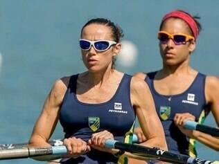 Fabiana Beltrame e Beatriz Cardoso estão garantidas nos jogos de Toronto, em 2015
