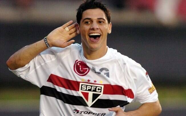Cicinho, ex-jogador do São Paulo