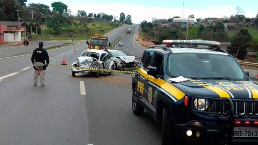 Brasil está entre os países que mais matam no trânsito.