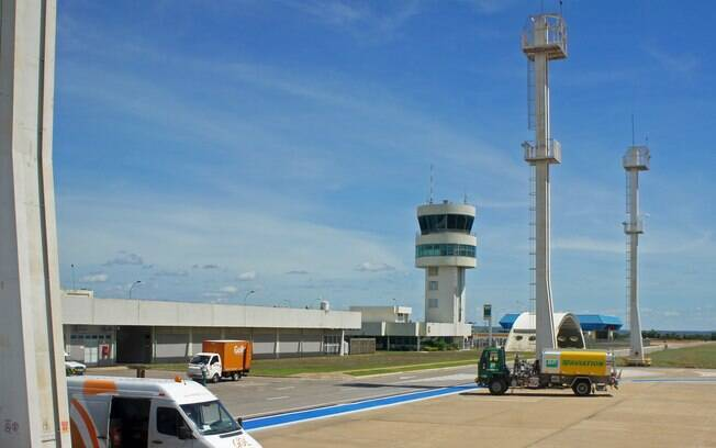 Aeroporto de Palmas, no Tocantins, é um dos nove que estão sem combustível nesta terça-feira (29) por conta da greve dos caminhoneiros