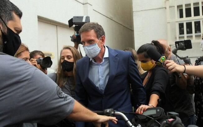 Prefeito do Rio, Marcelo Crivella é preso